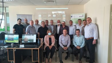 Photo of Workshop #3 Advanced technologies in agriculture and case studies